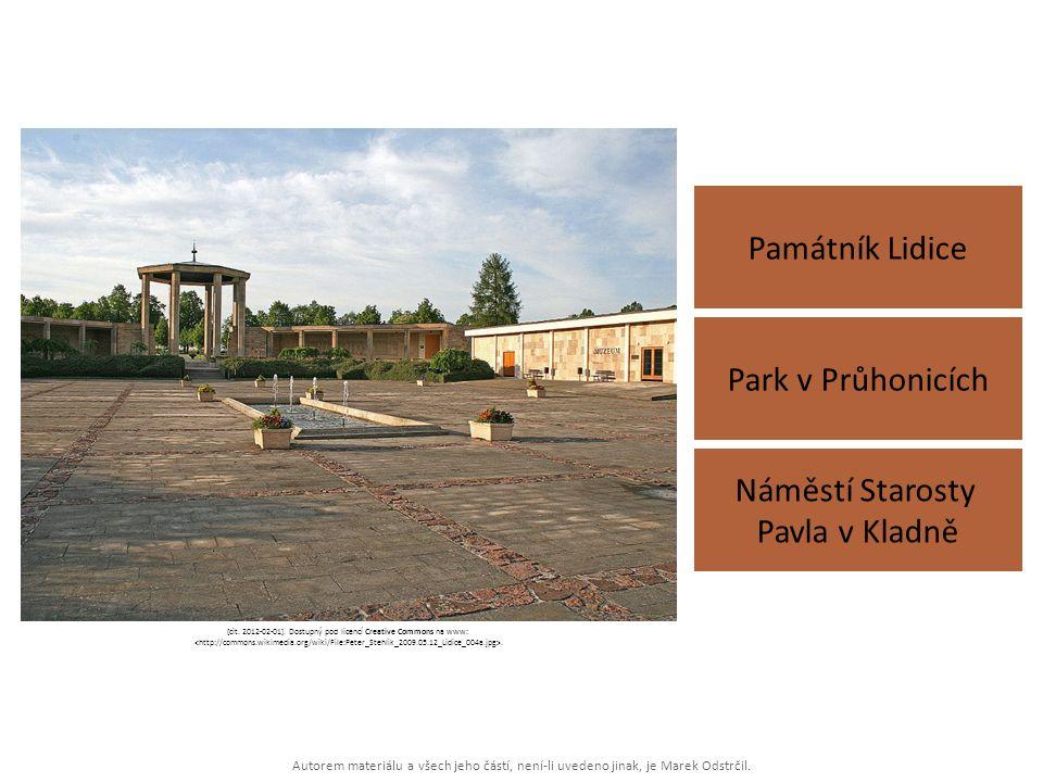 [cit. 2012-02-01]. Dostupný pod licencí Creative Commons na www: